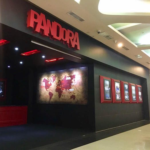 Pandora Experience Mall Ciputra