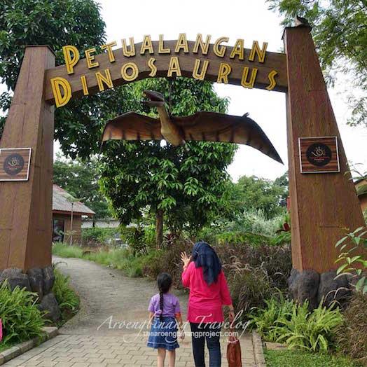 Dinosaur Adventure TMII