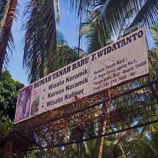 Rumah Keramik F. Widayanto