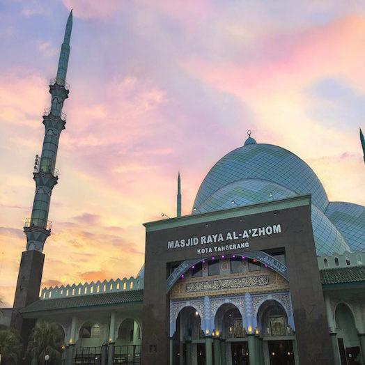 Playground Masjid Al-Azhom