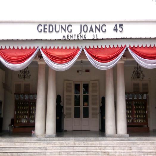 Museum Gedung Joang '45