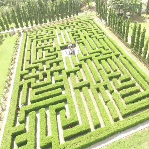 Taman Labirin Pelaihari