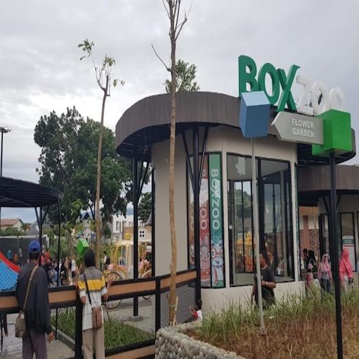 Boxies 123 Mall