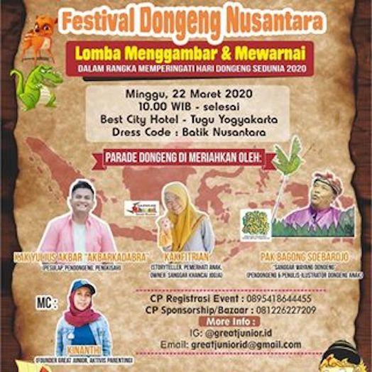 Festival Dongeng Nusantara