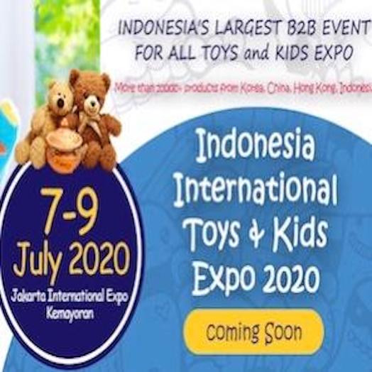 Indonesia International Toys and Kids Expo
