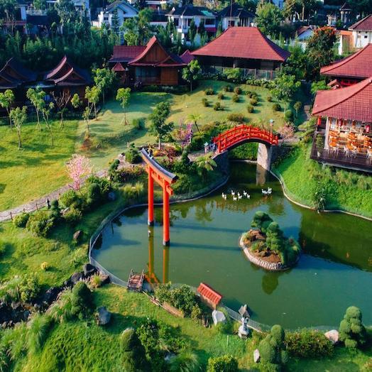 The Onsen Hot Spring Resort Songgoriti