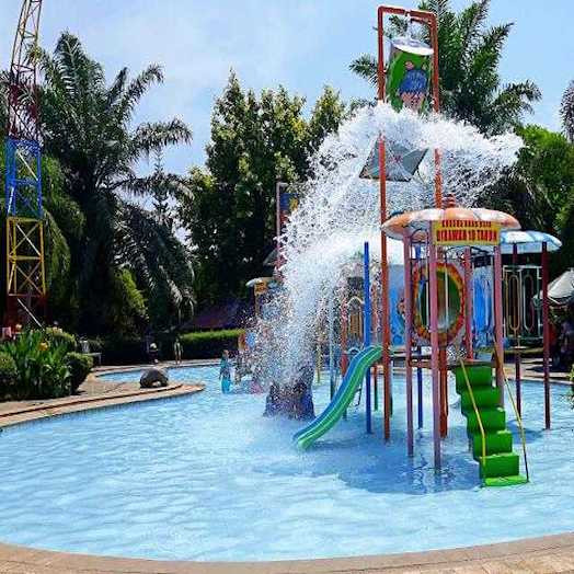 The Fountain Waterpark