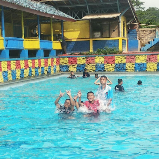 The Colorville Alam Sari Wates Purwakarta