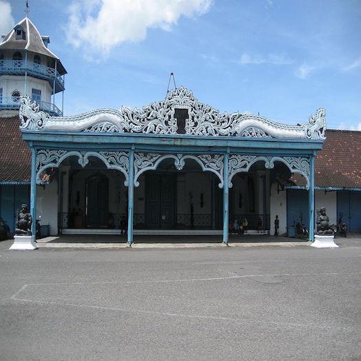 Kraton Kasunanan Surakarta