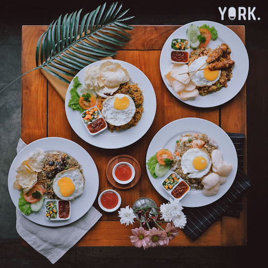 York Coffee and Cookery