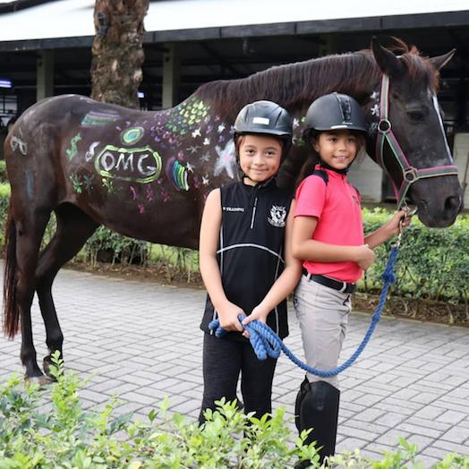 Bali Equestrian Cafe