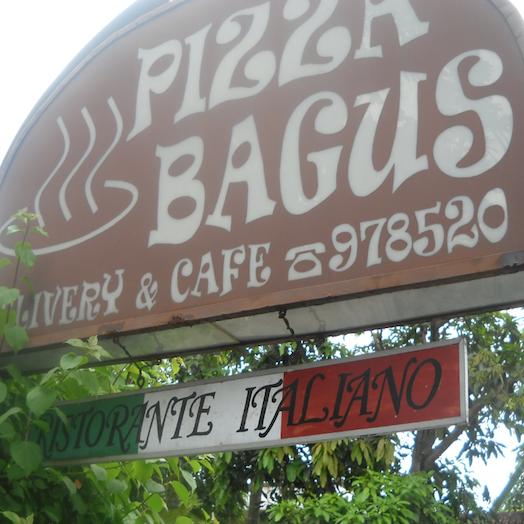 Pizza Bagus
