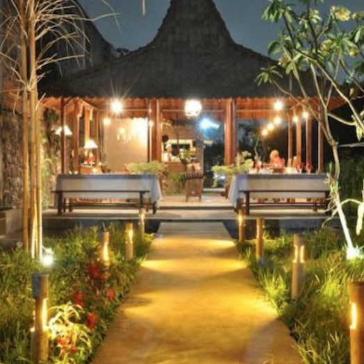 Rosella Easy Dining Restaurant Yogyakarta