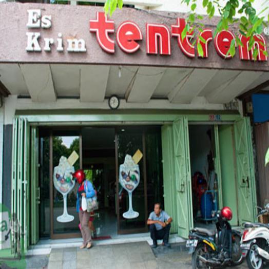 New Ice Cream Tentrem