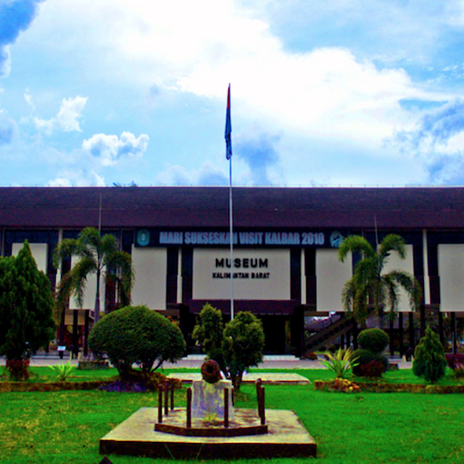 Museum Negeri Sejarah Budaya Pontianak