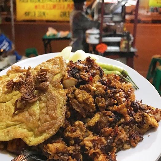 Nasi Ayam Krengsengan