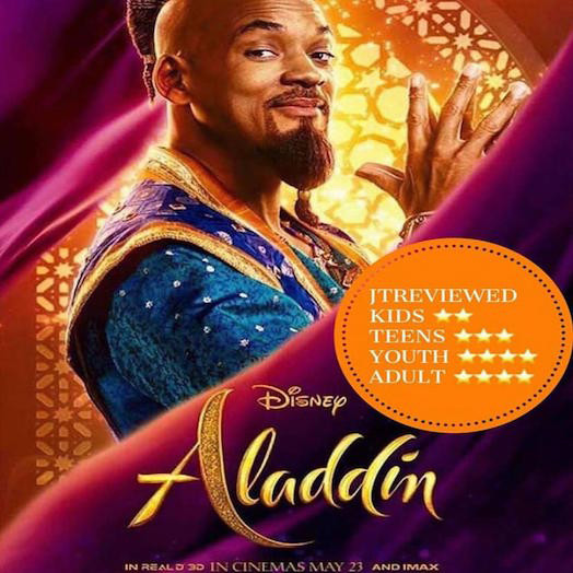 TREVIEWED ALADDIN