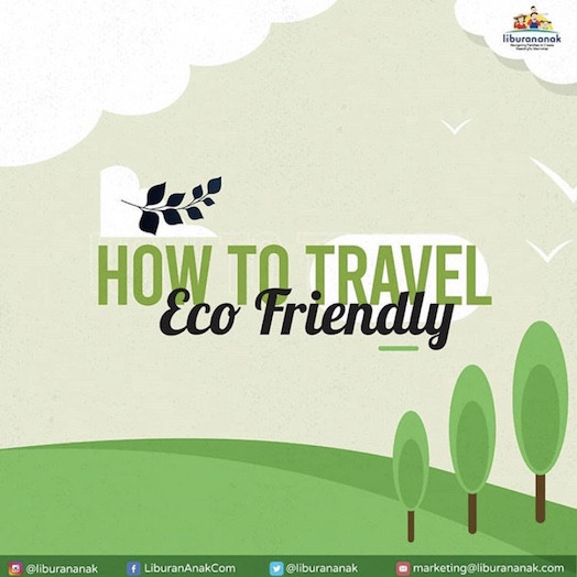 How To Travel Eco Friendly