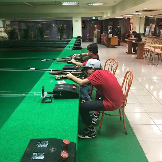 Shooting Range - Blok M Plaza