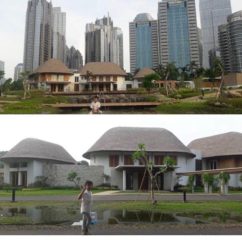 Senayan & Taman Kota