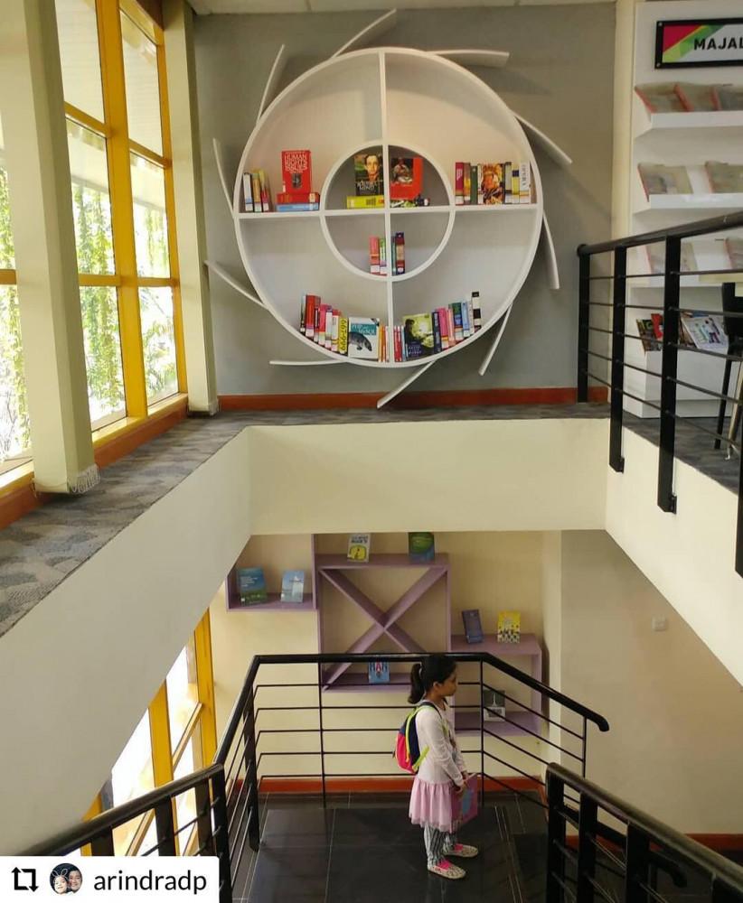 Perpustakaan Kementrian Pendidikan dan Kebudayaan RI