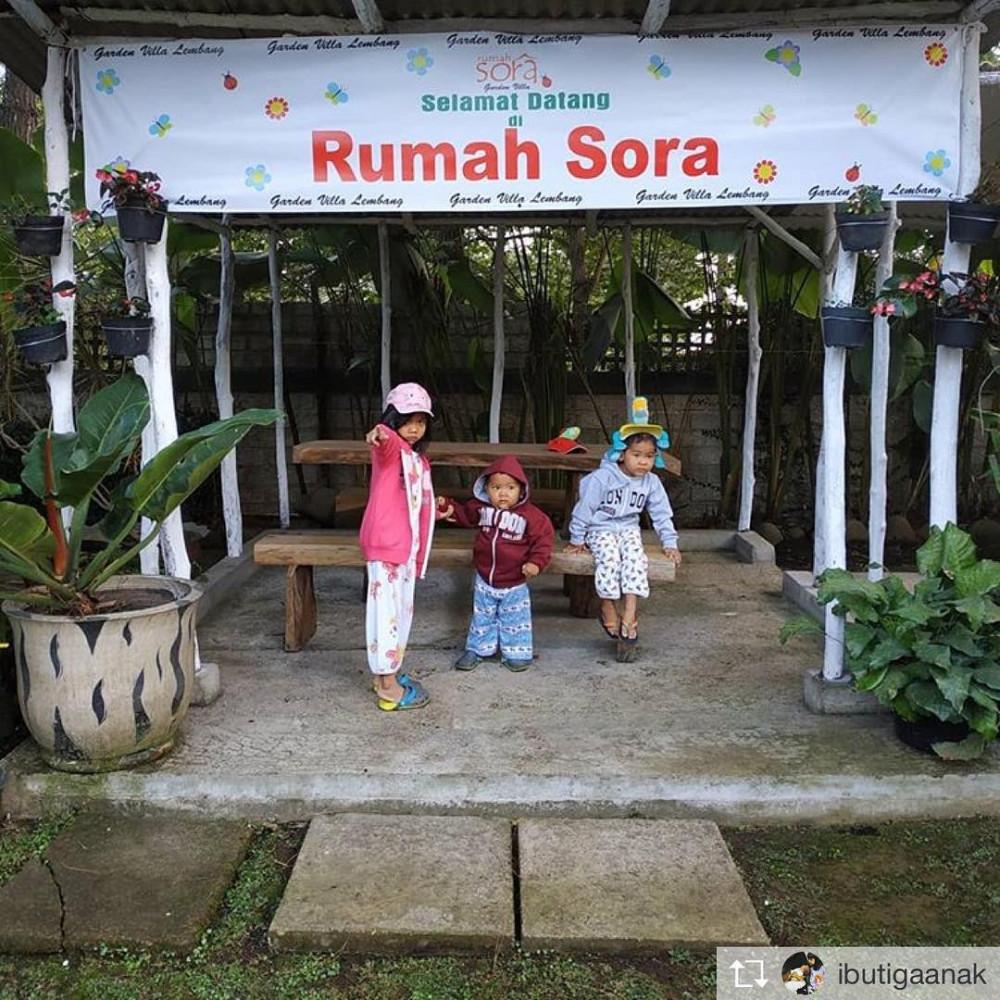 Rumah Sora Resort & Villas Lembang
