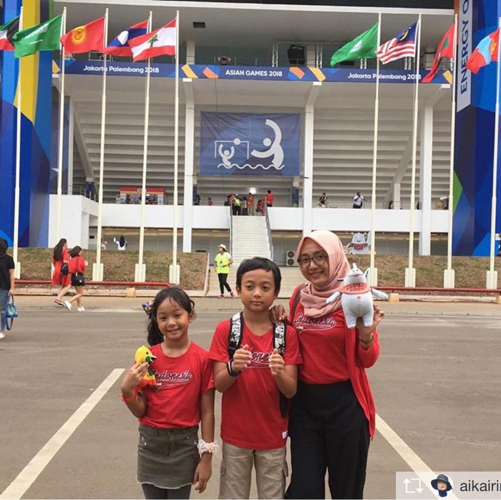 Nonton Asian Games