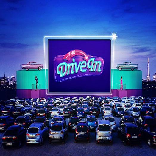 Drive-In Cinema, Cinema Hitz saat Pandemi