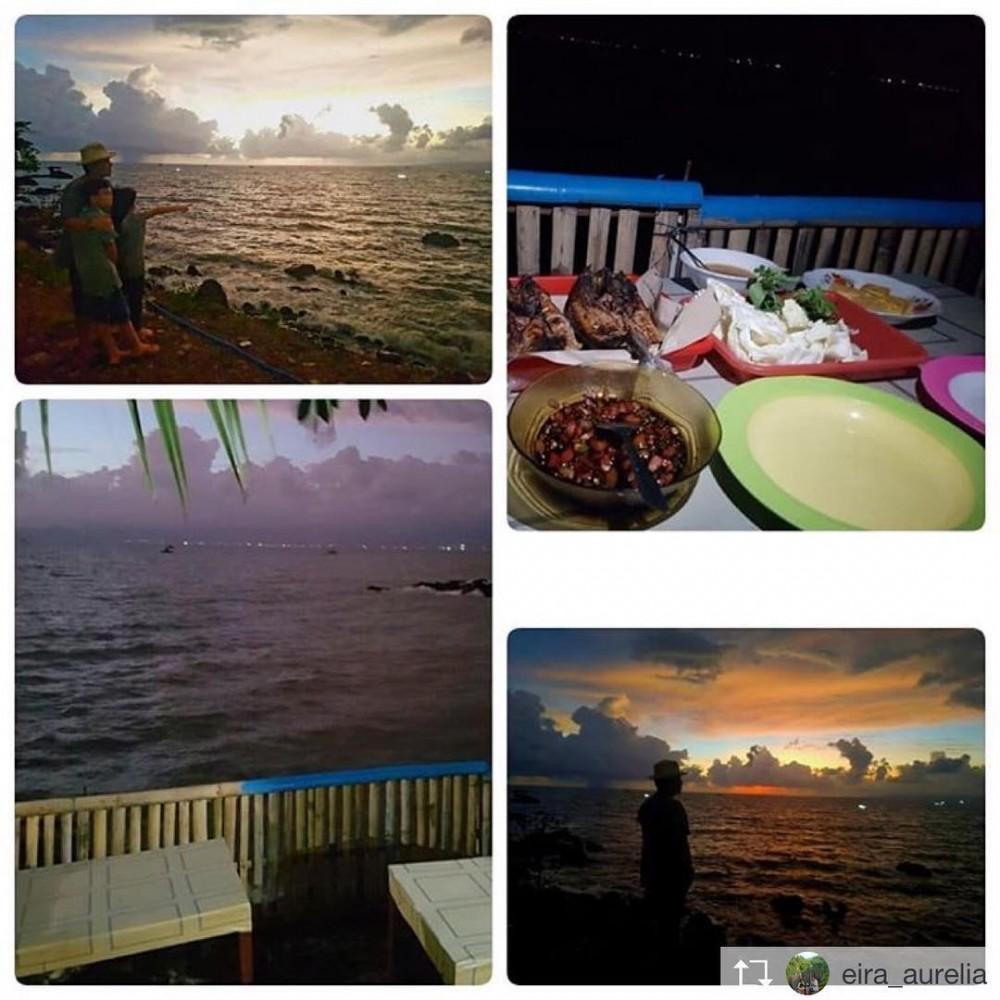 Pantai Loji Simpenan Sukabumi